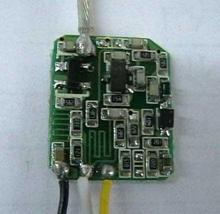 Это общая схема и является одной из разновидностей ТВ передатчиков.  Телевизионный передатчик!